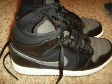 huge discount 978ce d7612 item 6 Nike Air Jordan 1 Mid Black Grey Wool 852542-001 Mens Size 8 -Nike  Air Jordan 1 Mid Black Grey Wool 852542-001 Mens Size 8