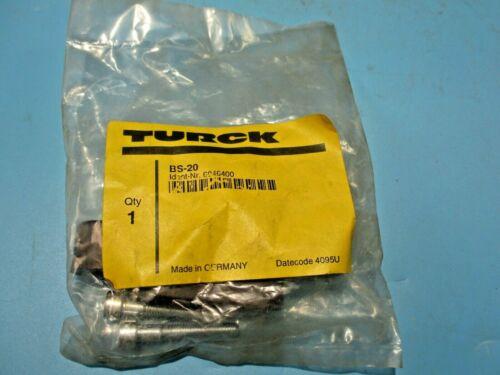 Details about  /NEW TURCK BS-20 SENSOR BRACKET KIT