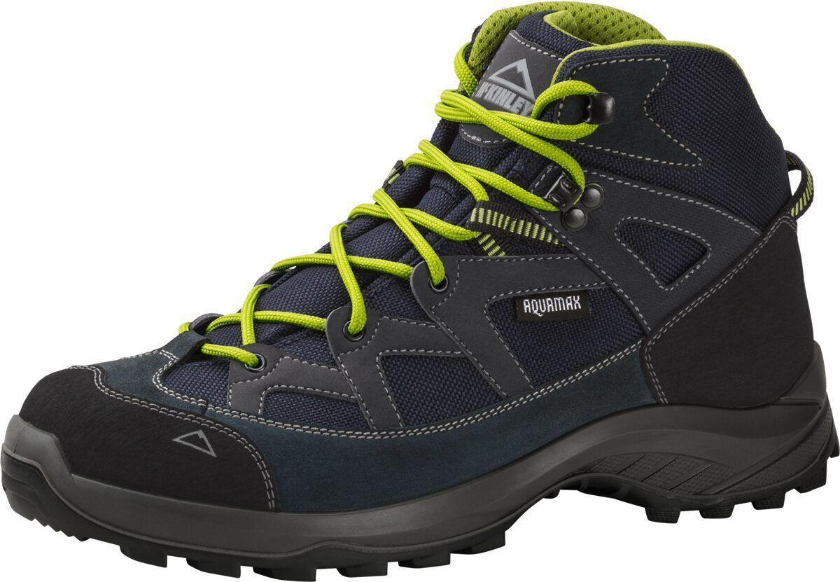 McKinly McKinly McKinly Herren Leder Outdoor Wander Trekking Schuhe Explorer Mid AQUAMAX 282935 3e7b42