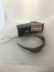 Details about Oakley Fuel Cell GWOT OO9096 B6 Matte Onyx Black Iridium Sunglasses Rare Limited