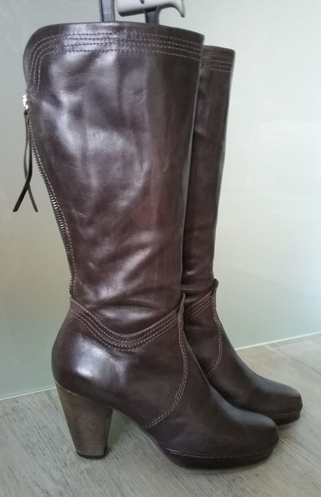 Mustang Damenstiefel & Stiefeletten ohne Muster für Kleiner