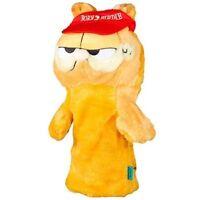 Winning Edge Novelty Golf Head Cover - Garfield