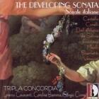 The Developing Sonata-Sonate italiane von Tripla Concordia (2011)