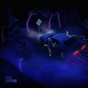 Still-Corners-Dead-Blue-NEW-VINYL-LP