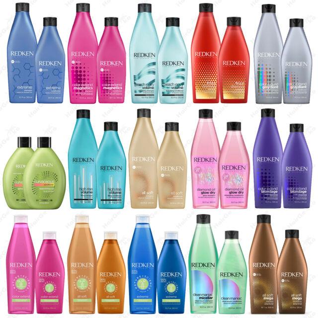 Redken ALLE Serien - Shampoo & Conditioner / Spülung - Extreme , All Soft, etc..
