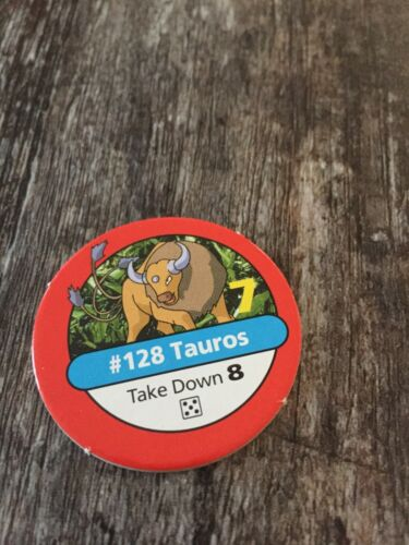 Pokemon Master Trainer Board Game SPARES Drop Down Menu Round Tokens Chips