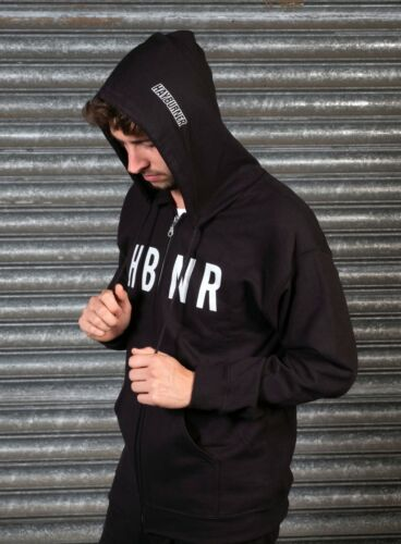 HBNR SMALL LOGO ZIP-UP HOODIE Hayburner aircooled split bay t25 beetle t2