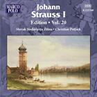 Johann Strauss I Edition Vol.20 von Slovak Sinfonietta Zilina,Pollack (2011)