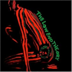 A Tribe Called Quest The Low End Theory Jive Records New