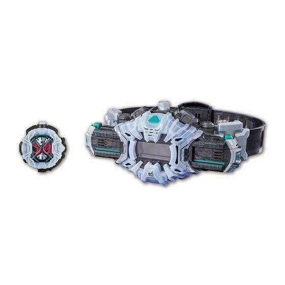BANDAI Masked Kamen Rider Zi-O Transform Belt DX Ziku Driver TV Action Hero