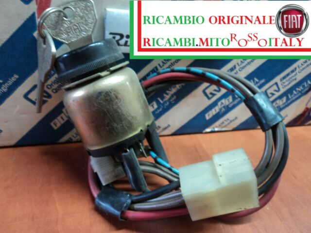 COMMUTATORE BLOCCHETTO ACCENSIONE SIPEA FIAT 1500 SPIDER 850 SWITCH IGNITION