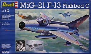 Revell-1-72-MiG-21F-13-039-Fishbed-C-039-2015-03967