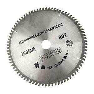 3Pc 184 mm TCT Lames de scie circulaire 20 24 /& 40 Dents Avec Anneaux Adaptateurs 185 mm