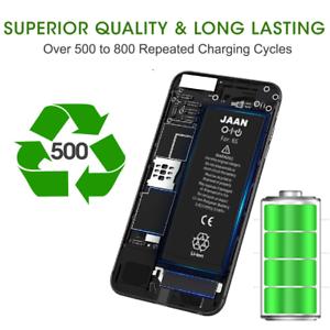 Jaan ORIGINALE per Interno Batteria di ricambio per Apple iPhone 6 6S 7 Plus