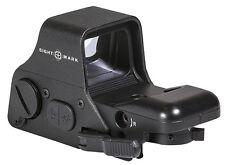 SIGHTMARK ULTRA SHOT PLUS REFLEX SIGHT - RED/GREEN MULTI-ILLUM RETICLE - SM26008