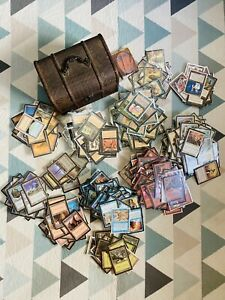 Magic The Gathering Cards - 22 Years old Rare & Uncommon Cards