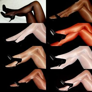 2-Peavey-PICK-SIZE-COLOR-Q-D-C-B-High-Gloss-Tights-Shimmer-Shiny-Hooters-Uniform