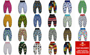 baby-boy-girl-toddler-trousers-crawlers-leggings-withfeet-0-3-6-9-12-18-24months