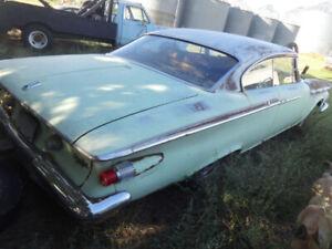 classic 1961 plymouth belvedere 2 door hardtop very rare
