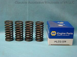 Details about Cummins L10 Outer Valve Springs (4) 8 9L Diesel 3033232 IH  Ford Semi Truck USA