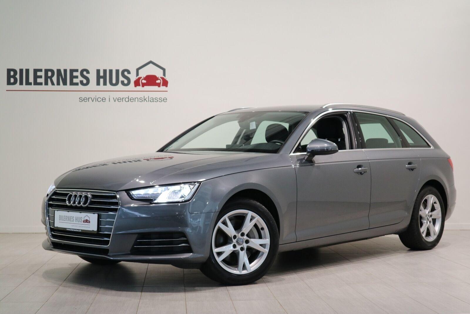 Audi A4 Billede 0