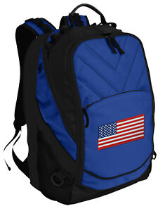 b987b67f73d American Flag Backpack BEST USA Flag Laptop Computer Bags For SCHOOL ...