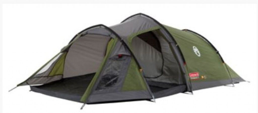 Coleuomo Tenda Tenda Tunnel Tasuomo 3 Persone Campeggio Tende Trekre tutti'Aperto