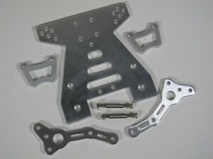 687d9b4b3b Front   Rear Suspension Battery Mount Tamiya 1 10 R C Monster Beetle ...