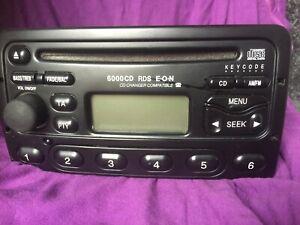 Image Is Loading Mk6 Ford Transit Van Radio Cd Player 6000cd