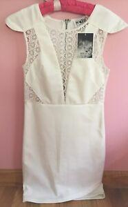 Saboskirt-com-White-Bodycon-Dress-W-Peekaboo-Lace-Detail-Sabo-SZ-6-EU-XS-US-NWT
