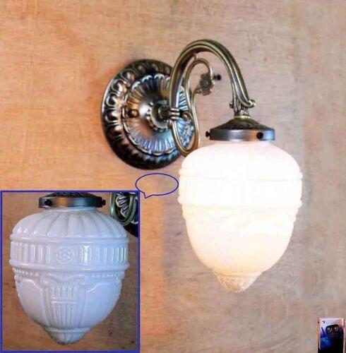 Wohnzimmer Berliner Schlafzimmer Wand Lampe Wandlampe Art Deco Gründerzeit GN237