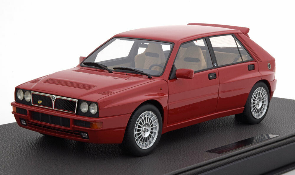 Top Marques 1992 Lancia Delta Integrale Evo 2 Dealer Collection 1 12 Scale LE250