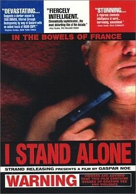 I STAND ALONE (Philippe Nahon) -  DVD - Region 2 UK Compatible - New sealed