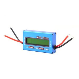 100A-60V-DC-RC-Helicopter-Airplane-Battery-Power-Analyzer-Watt-Meter-Balancer-ox