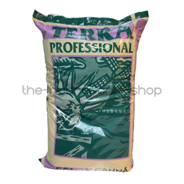Canna Coco Pro Plus 10-25-50 Litre Bag Professional Medium Hydroponics