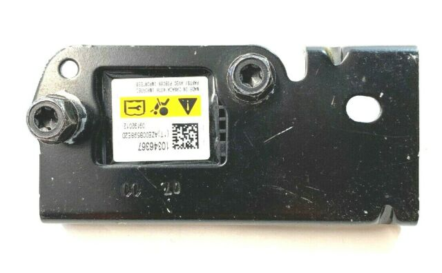 New GM Side Air Bag Sensor  10346367