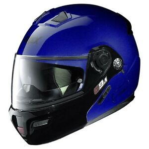 Grex-G9-1-Evolve-Couple-Cayman-Blue-Flip-Front-Modular-Motorcycle-Helmet-Nolan