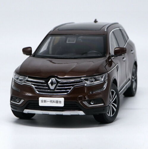 1//18 Scale Renault KOLEOS Brown Diecast Car Model Toy Collection Gift NIB