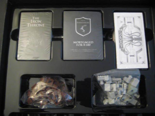 Monopoly: Jeu des Trônes Edition de Collectionneur Collectionneur Collectionneur Jeu de Société - Nib c9b13d
