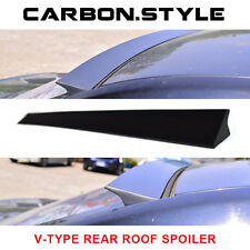 2013~2015 Painted V-Type Roof Spoiler Wing For Hyundai Genesis 2D Coupe