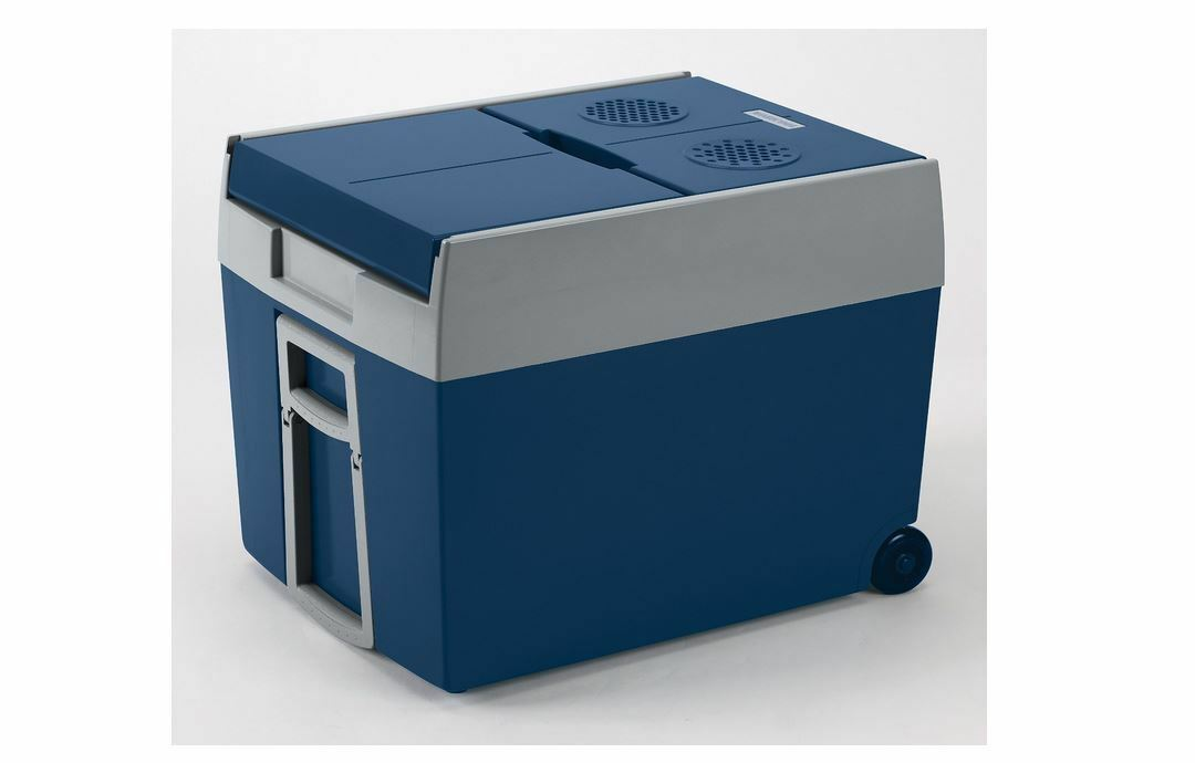 Mobicool W48 AC/DC Thermoelektrische Kühlbox mobil+zuhause 48L 12/230V blau NEU