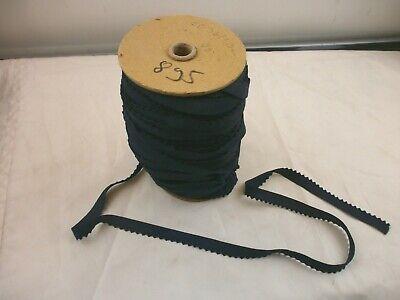 Brillant 50 M X 8 Mm Borte - Zierband Hutband Für Hutmacher Modist ( 895 Hs )