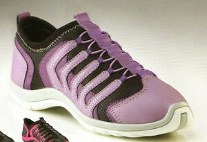 NEW/ BOX CAPEZIO DS100 SnakeSpine Dance Sneaker Purple Jazz Hiphop