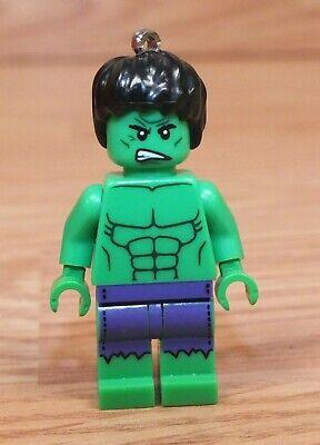 Maestro Marvel Avengers CUSTOM LEGO MINIFIGURE HULK