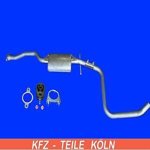 Ford-Escort-VII-1-4-1-6i-16V-1-6-16V-1-4i-1-6-16V-XR3i-Silenciador-central