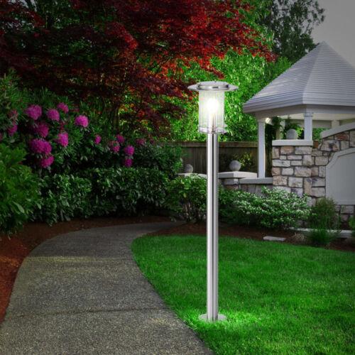 LED ILLUMINAZIONE ESTERNA GIARDINO STRADA PIANTANA Stand Lampada dimmerabile RGB Big LIGHT