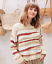 Trendy summer yarn Phildar FALAISE Fringed ribbon cotton yarn