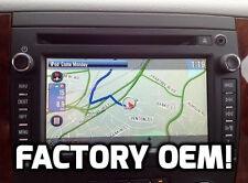 FACTORY STOCK OEM GM® GPS NAVIGATION RADIO UPGRADE HARD DRIVE CD DVD PLAYER BOSE