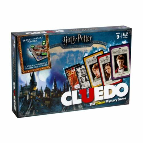 Monopoly Harry Potter Cluedo Mystery Board Game Free Delivery in 3 days