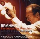 Ein Deutsches Requiem,op.45 von Nikolaus Harnoncourt (2011)